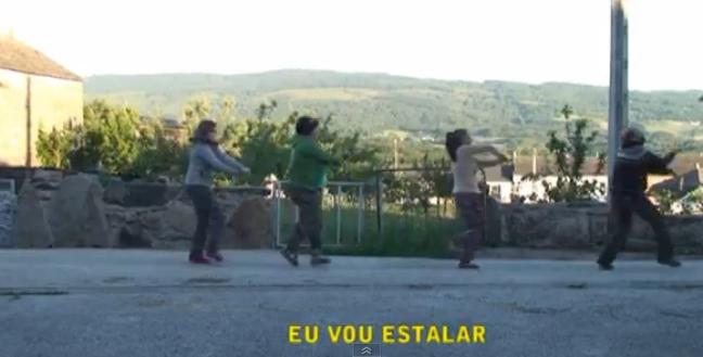 Vou Estalar (O Gangnam Style Galego)