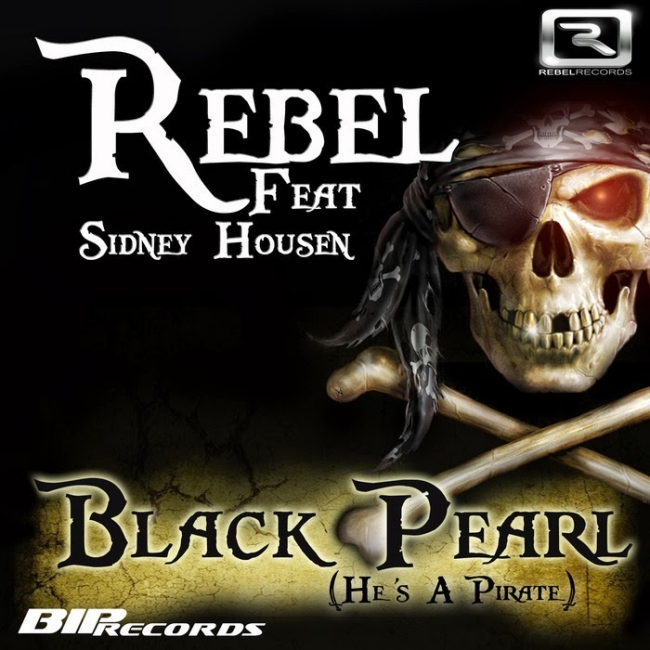 Rebel feat Sidney Housen - Black Pearl