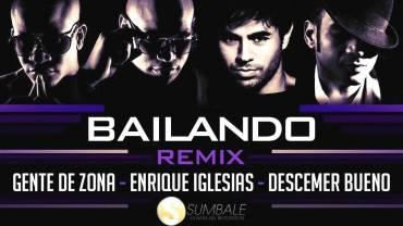 Gente D Zona Bailando remix