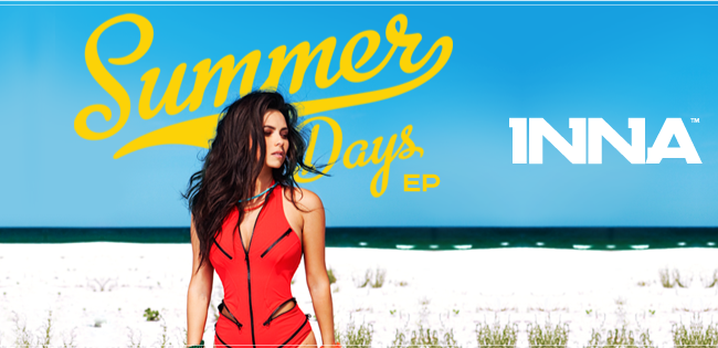 inna portada summer days
