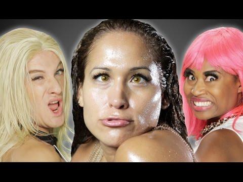 Jennifer Lopez ft. Iggy Azalea Booty PARODY