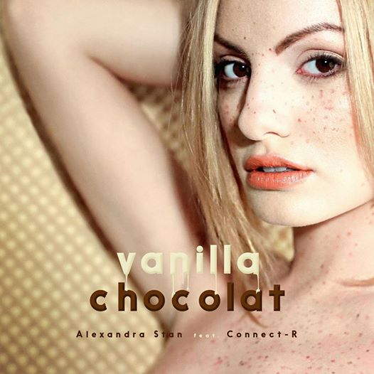 alexandra stan connect r vanilla chocolat