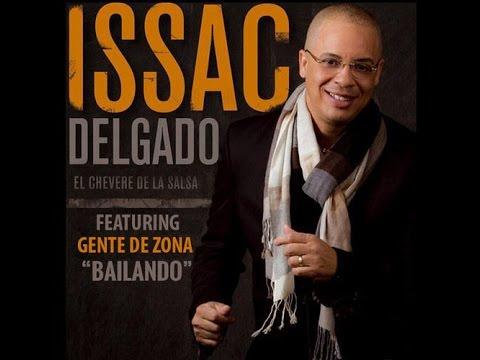 Isaac Delgado Gente de Zona bailando salsa version