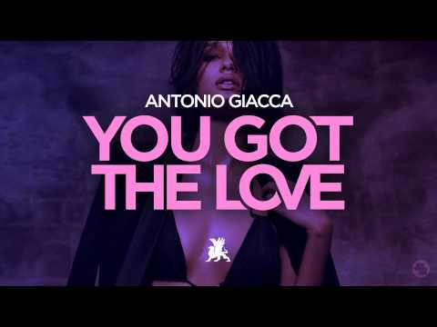 Antonio Giacca - You Got the Love