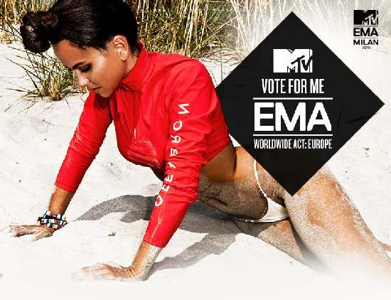 Vote for INNA at MTV EMA 2015