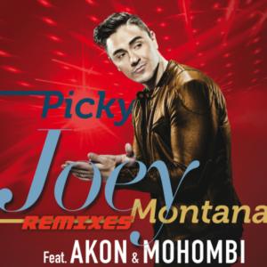Joey Montana Picky (Remix) ft. Akon, Mohombi