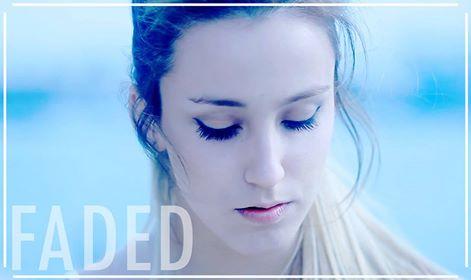 Xandra Garsem - Faded Cover